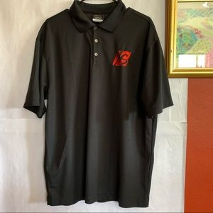 Nike golf dir fit short sleeve polo shirt Large